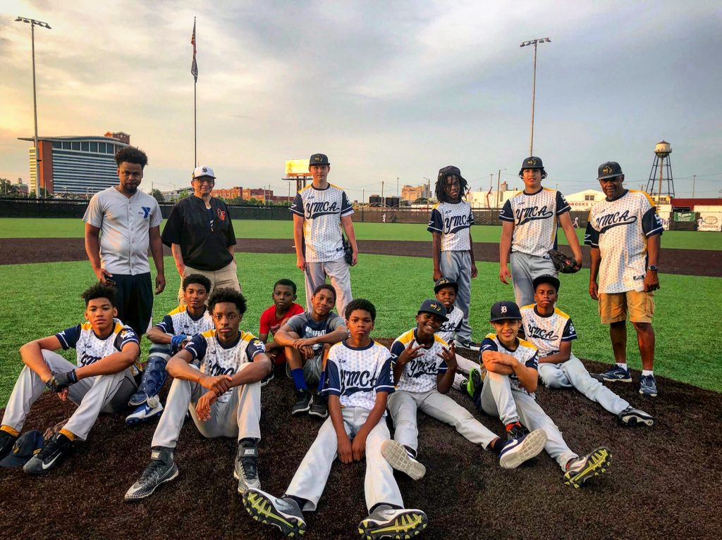 Detroit Baseball Academy team